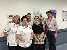 Hospital Pharmacy Team, Gary Millar & the RVH ED Pharmacy Team_