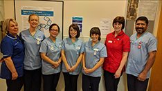 Nursing Team , Spinal Cord Team Musgrave Park Hospital BHSCT photo