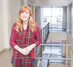 Pharmacy Student Clodagh McGettigan