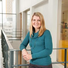 Lorraine Martin - Professor of Biomolecular Science, Queen's University Belfast