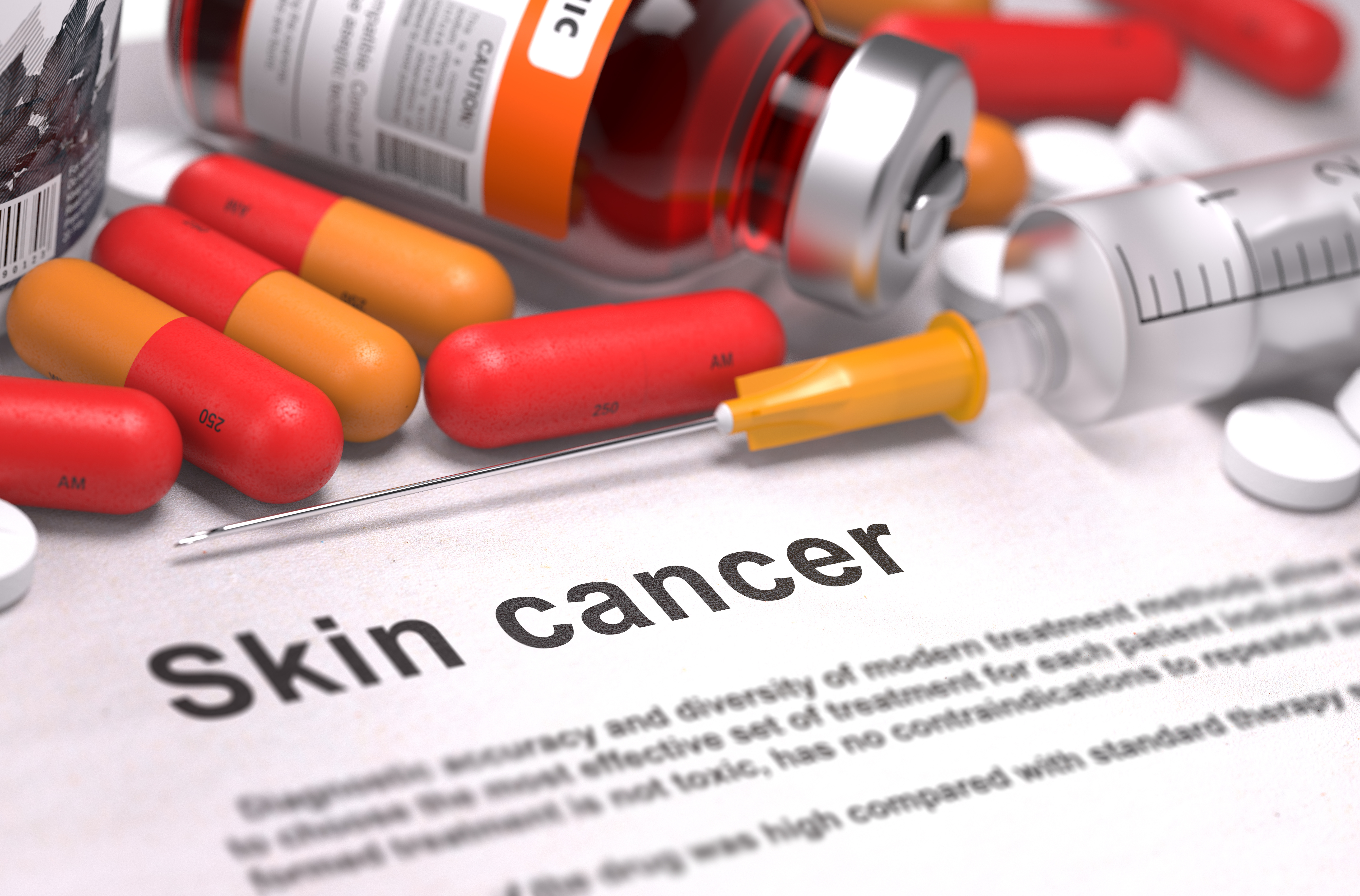 Skin Cancer New Drug Combination Has Wiped Out Deadly Form